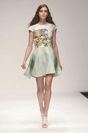 Показы мод Basso & Brooke Весна-лето 2011 | Подиум на ELLE - Подиум - фото 2605