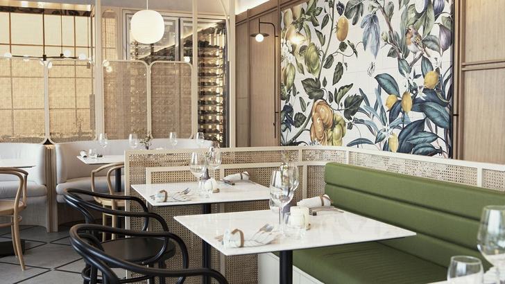 Французское очарование: ресторан Oxalis в Шанхае (фото 13)