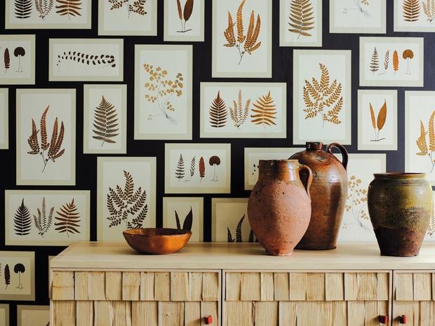 Урок природоведения. Ботанический декор в интерьере (фото 10)