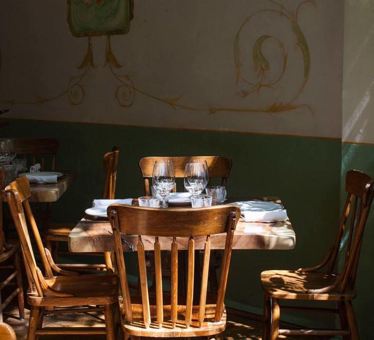 Ресторан Rosseta в Мексике (фото 8)