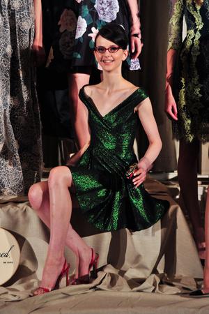 Показ Erin Fetherston коллекции сезона Осень-зима 2014-2015 года prêt-à-porter - www.elle.ru - Подиум - фото 575889