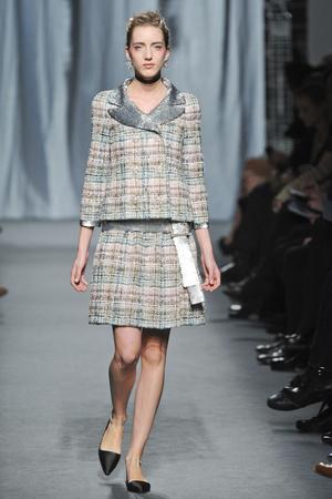 Показ  коллекции сезона Весна-лето 2011 года haute couture - www.elle.ru - Подиум - фото 215716