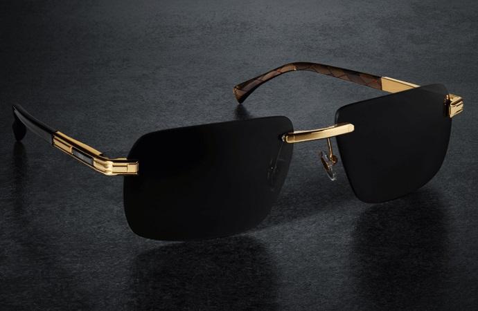 очки zilli из золота за 794 664 руб