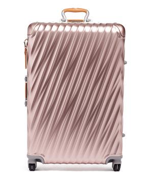 Крупным планом: чемодан Tumi цвета розе (фото 0.1)