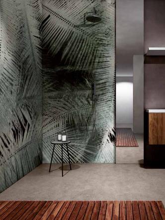 Панорамные обои в ванной. Модный декор для самой влажной комнаты (фото 21.2)
