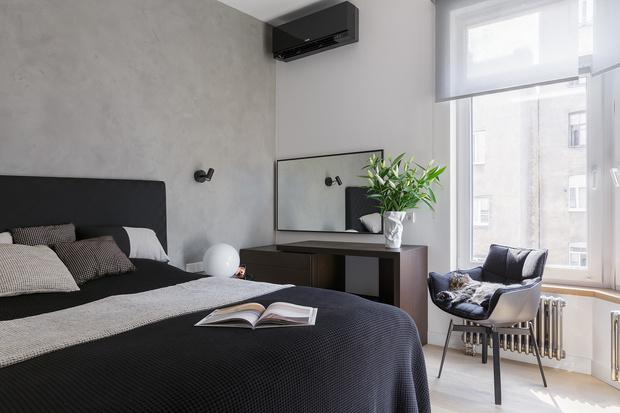 Tabula rasa: минималистичная квартира 72 м² (фото 9)
