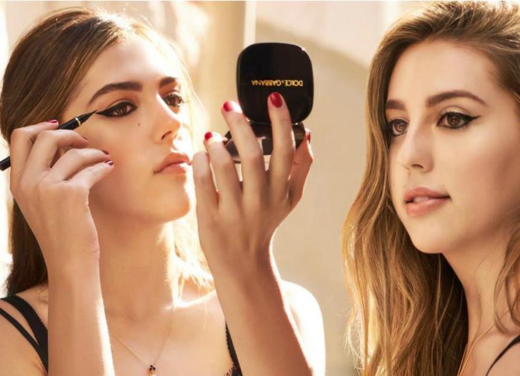 Вива Италия: в новой кампании Dolce & Gabbana снялись дочери Сильвестра Сталлоне фото [2]