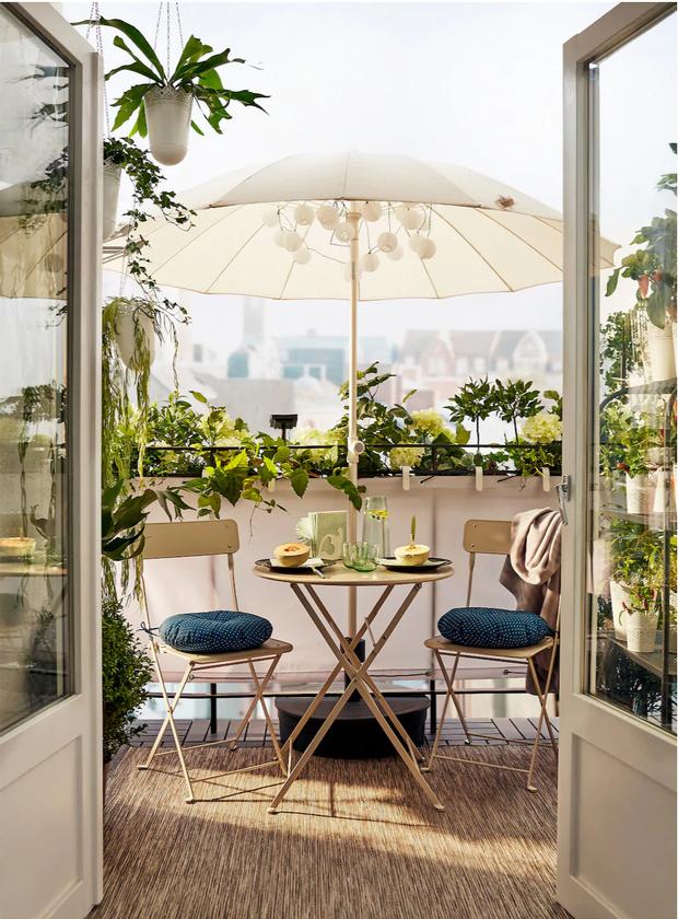 Столики для балкона и террасы (фото 0)