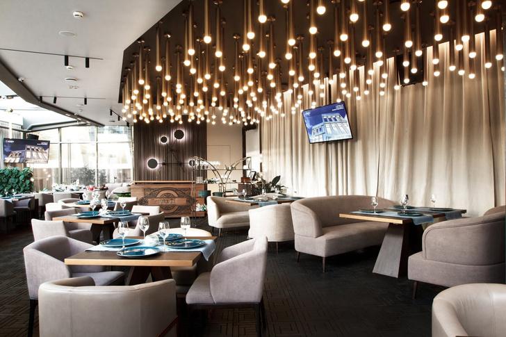 Где вкусно пообедать и сделать красивые селфи? Ресторан Bamboo.Bar с верандой и панорамными окнами (фото 2)