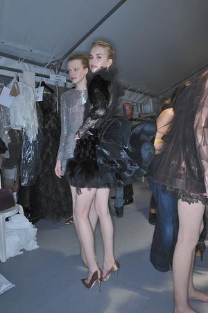 Показ Valentino коллекции сезона Осень-зима 2009-2010 года haute couture - www.elle.ru - Подиум - фото 88470