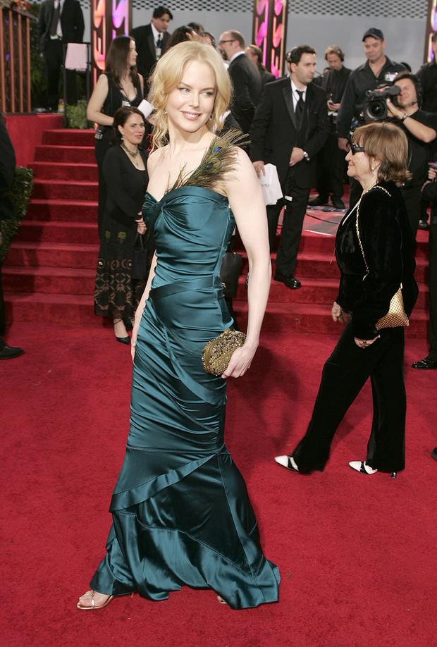 В платье Gucci, 2005 год