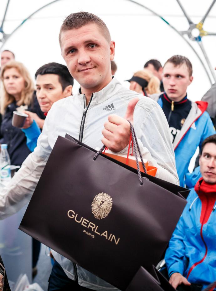 Роман Петушков (шестикратный параолимпийский чемпион)