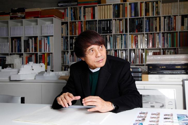 Проект музея в Китае по дизайну Тадао Андо (фото 7)