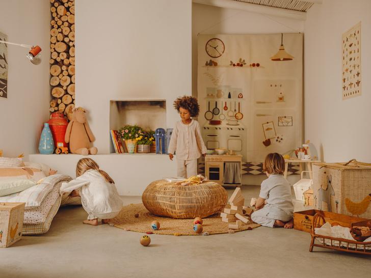 Детская коллекция Zara Home весна-лето 2020 (фото 3)