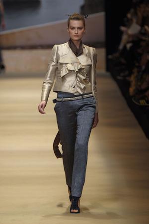 Показы мод Alexis Mabille Весна-лето 2011 | Подиум на ELLE - Подиум - фото 2491