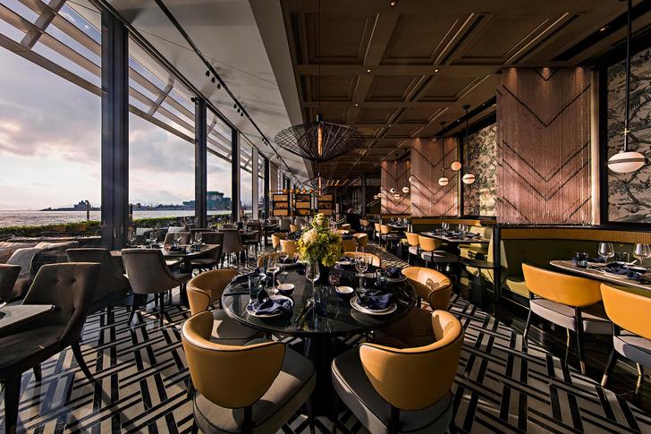 Ресторан в Гонконге в стиле киноленты Вонга Кар-Вая «Любовное настроение» (фото 11)