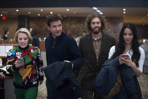 «Новогодний корпоратив», (Office Christmas Party)