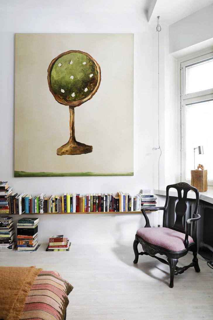 Квартира-студия творческой пары в Хельсинки (фото 14)
