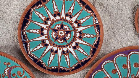 Греческая керамика Bonis Ceramics пришла в Москву | галерея [1] фото [7]