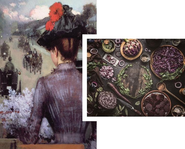 Викторианство & вегетарианство: салат «Мэри Поуп» (фото 1)