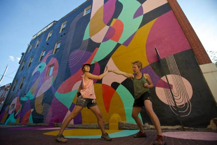 Стрит-арт в Америке: топ-5 городов (фото 8)