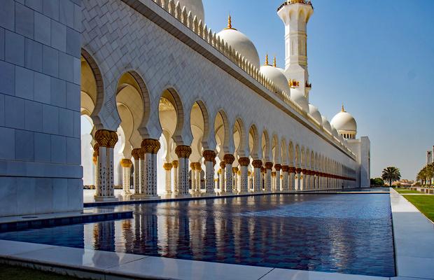 Рай в пустыне: гид по Абу-Даби (фото 16)