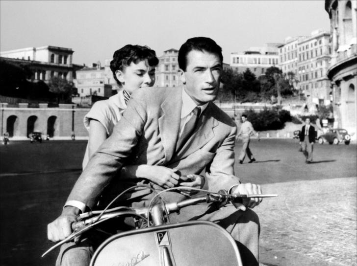 «Римские каникулы», 1953 год