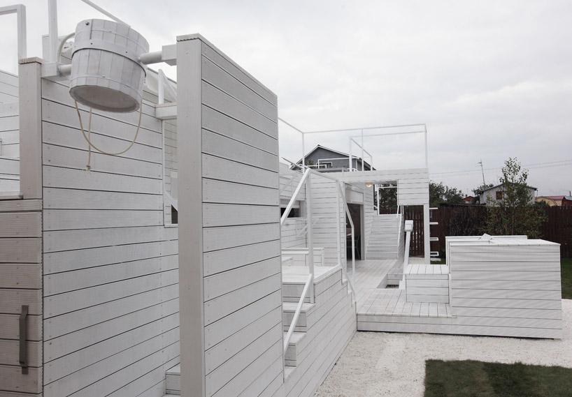 Беседки и павильоны для дачи от российских архитекторов (галерея 7, фото 2)