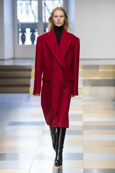 Модные пальто осень 2017 | галерея [2] фото [4]