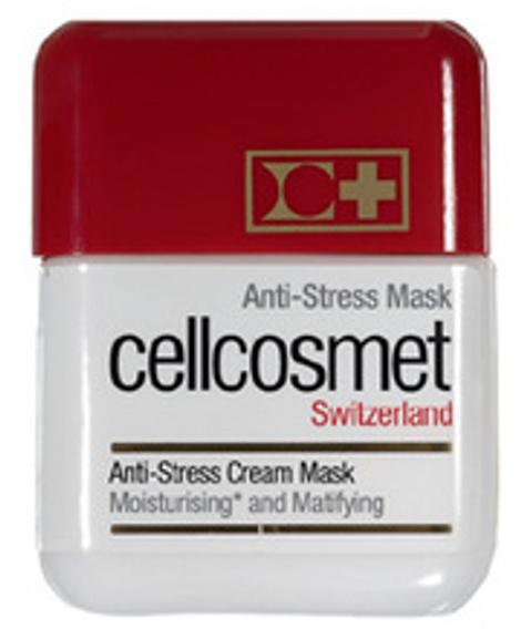 Anti-Stress Cream Mask, Cellcosmet