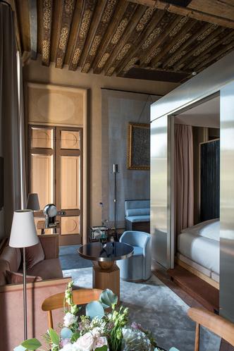 Отель Cour des Vosges в Париже (фото 6.1)