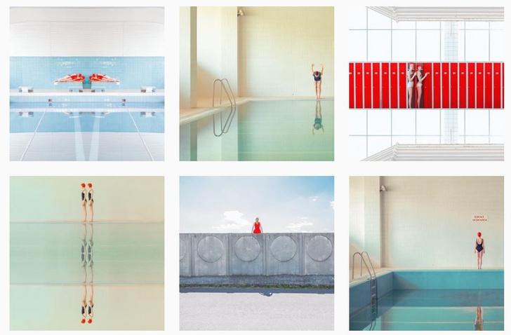 Инстаграм недели: застывшая жизнь Марии Швабровой (фото 14)