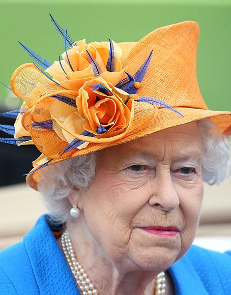 Королевские скачки в Аскоте: парад шляп | галерея [1] фото [15]