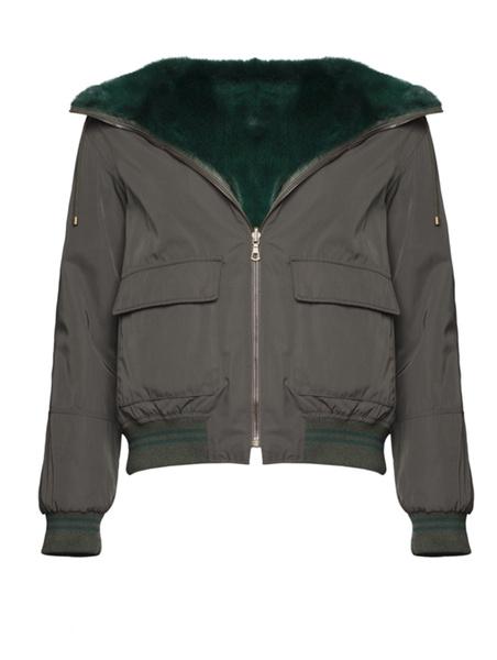 Защитная реакция: модные куртки для минусовых температур | галерея [1] фото [14]