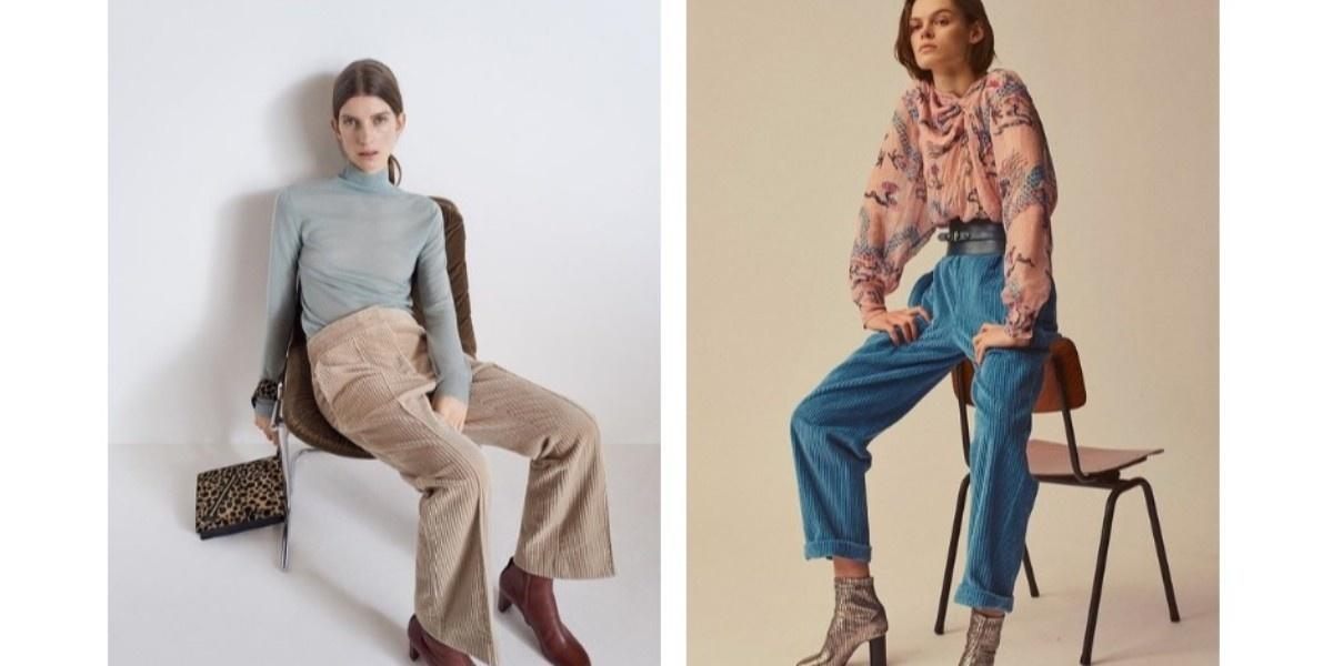 20 вельветовых вещей на осень — от юбок до пальто