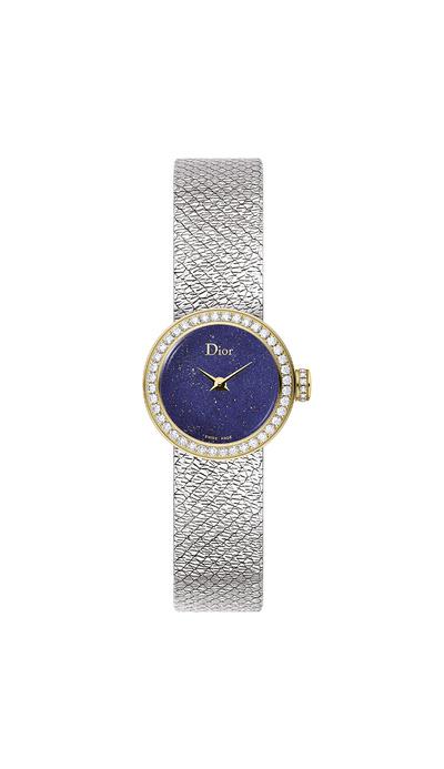 Часовая коллекция La D de Dior пополнилась новинками (галерея 5, фото 0)