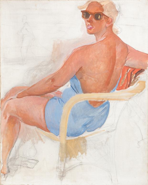 Выставка Александра Дейнеки в МУАР (фото 2)
