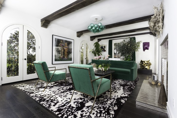 Реппер Ашер продает дом в Голливуде (фото 2)
