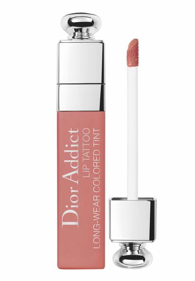 Стойкость и цвет: новые тинты для губ Lip Tattoo и  румяна Diorskin Nude Luminizer Blush от Dior (галерея 3, фото 3)