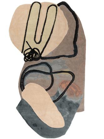 Рисуем каракули: коллекция ковров Фэй Тугуд для cc-tapis (фото 8.2)