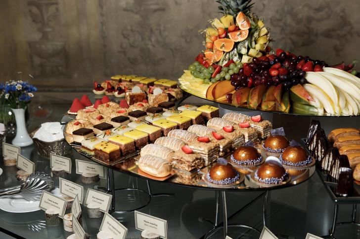 Где отмечать 8 Марта? Самые вкусные предложения от московских ресторанов (фото 19)