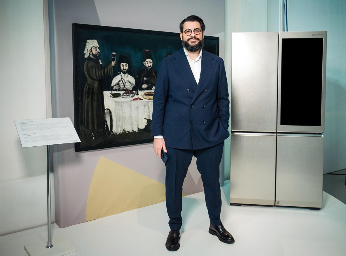 Открытие «Российской недели искусства LG SIGNATURE в ММОМА» (галерея 3, фото 3)