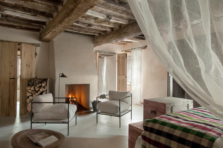 Monteverdi Hotel: бутик-отель в старинной тосканской глубинке (фото 7)