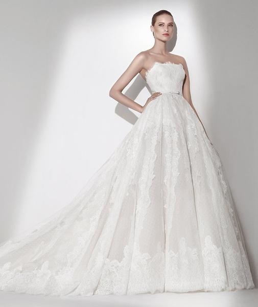 Любо-дорого: свадебная мода 2015 | галерея [3] фото [6]