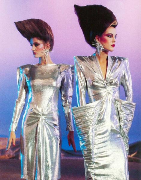 Space Age: тема космоса в моде | галерея [1] фото [1]