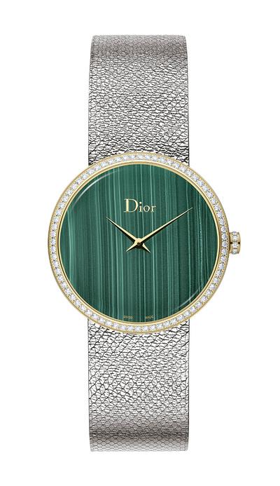 Часовая коллекция La D de Dior пополнилась новинками (галерея 1, фото 0)