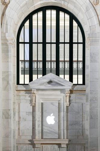Новый Apple Store по проекту Foster + Partners в Вашингтоне (фото 12.1)