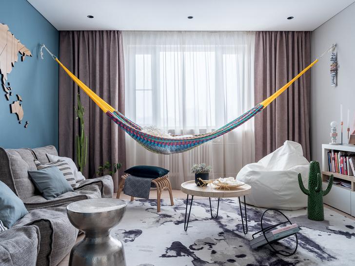 Квартира 40 м²: проект Анастасии Брандт (фото 0)