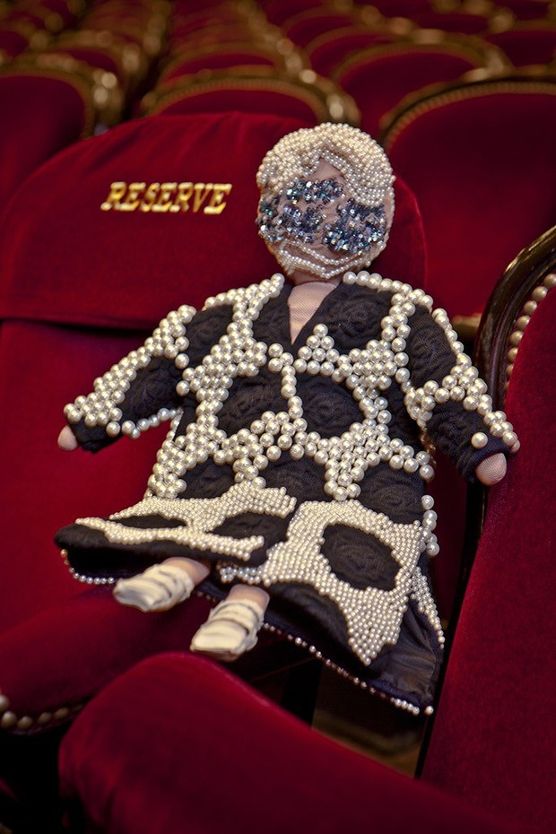 Кукла от Sonia Rykiel