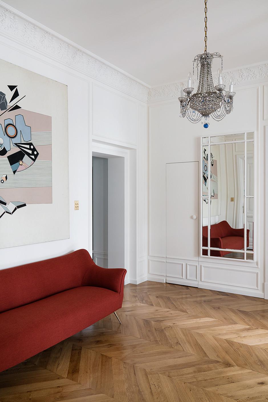 Белый цвет в интерьере: советы российских дизайнеров (галерея 17, фото 3)
